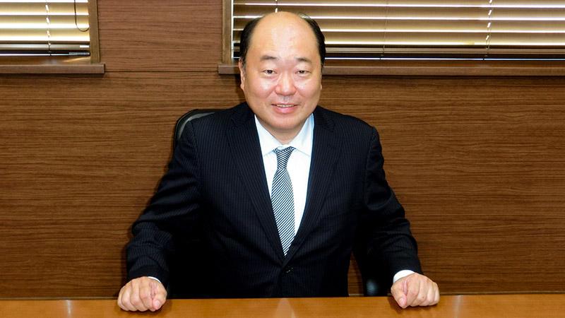 代表取締役 神吉 一寿